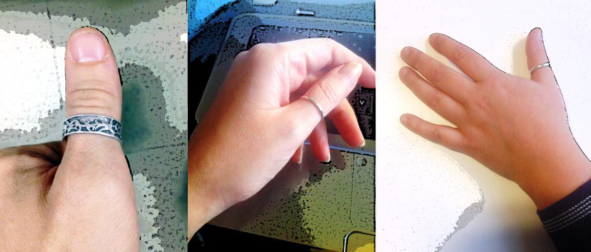 più amato vendita online prima i clienti Un anello per ghermirli… su Volevo...