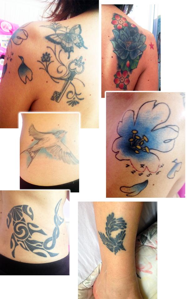 Conosciuto Si torna a parlare di tattoo… – VOLEVO FARE DV92